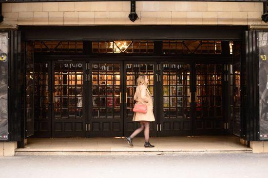 Paris vu par Fanny : théâtre Mogador