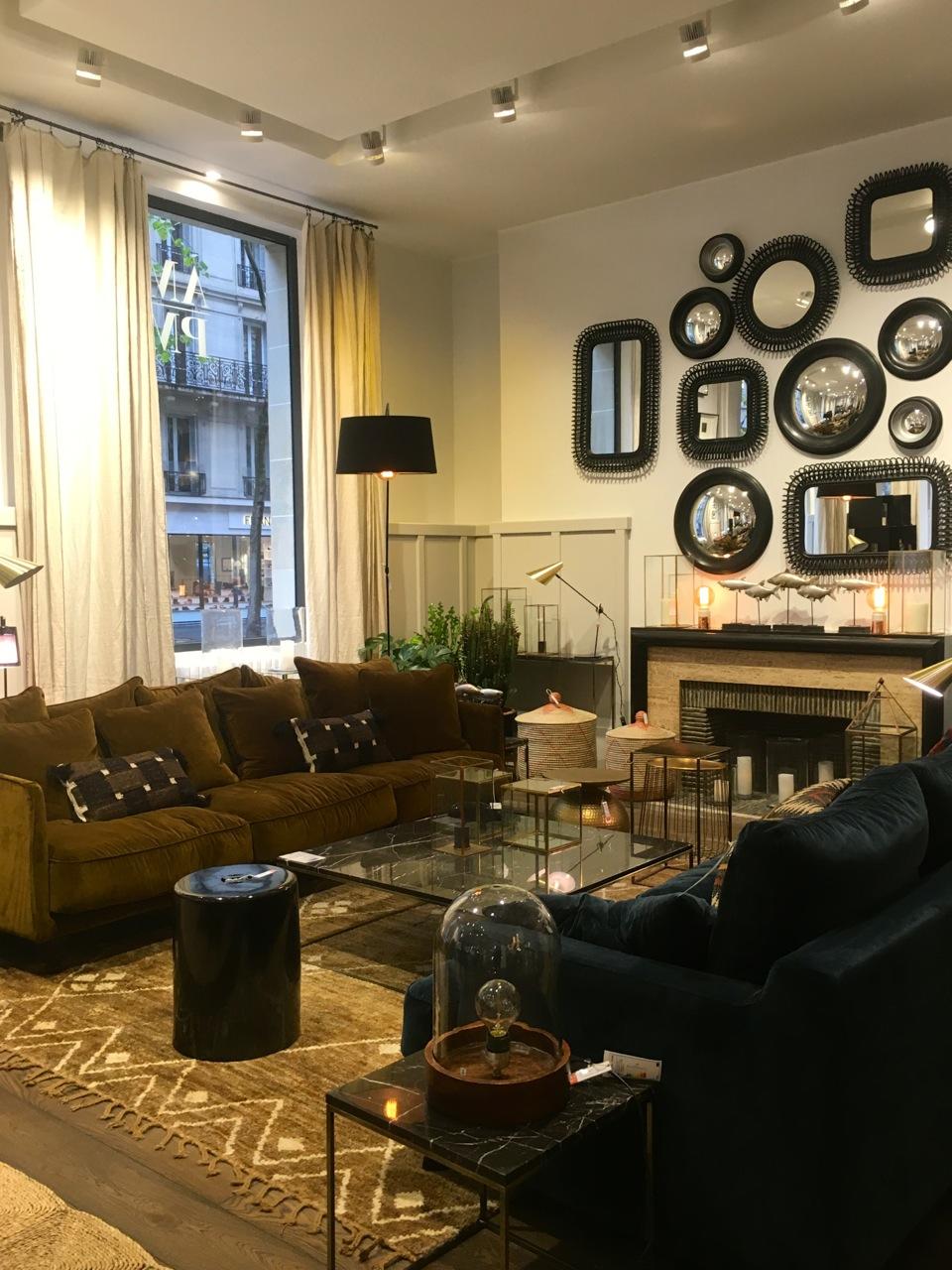 am.pm et sa superbe boutique à paris - the parisienne