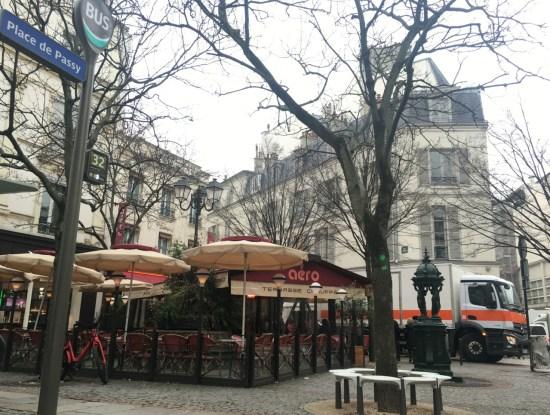 Place de Passy
