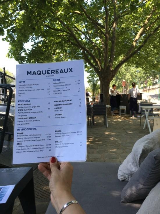 Les Maquereaux Paris