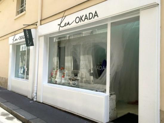 Ken Okada Paris