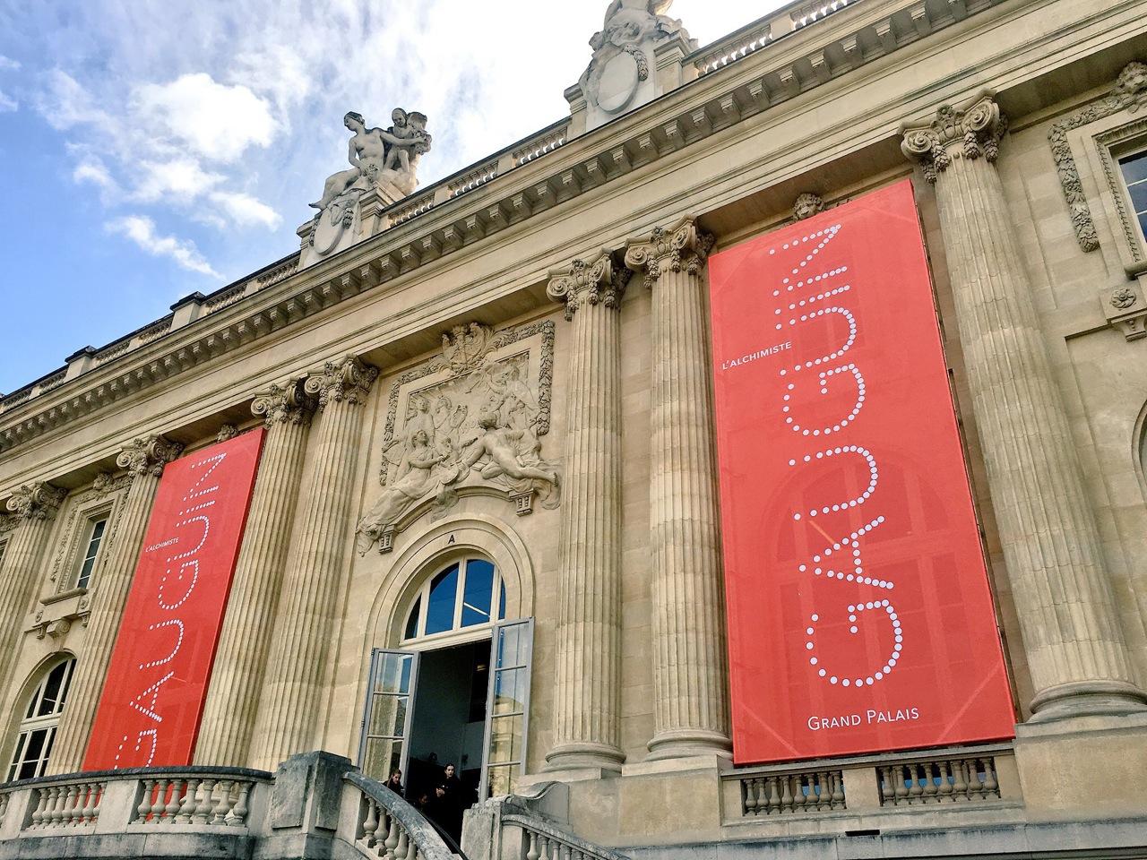 gauguin l 39 alchimiste grand palais the parisienne. Black Bedroom Furniture Sets. Home Design Ideas