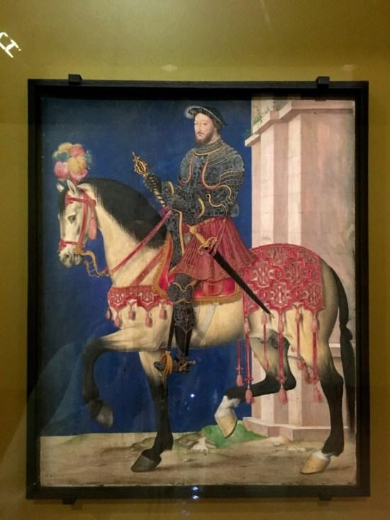 François 1er par Jean Clouet
