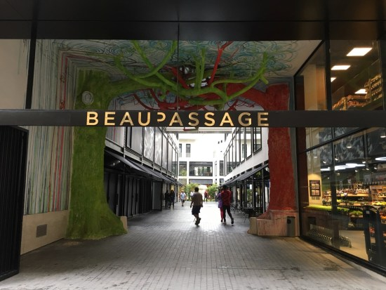 Beaupassage - the place to be ?