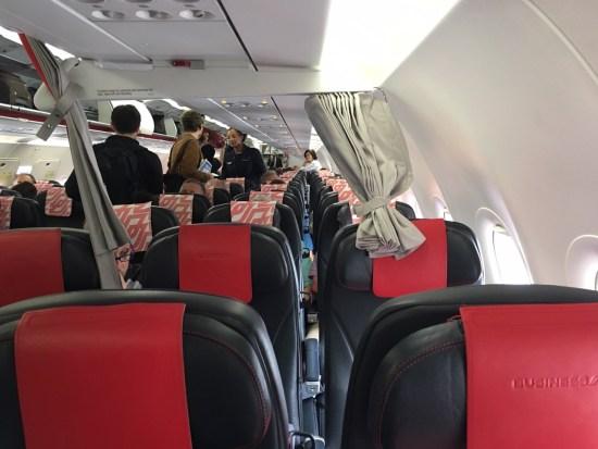 Air France Business : c'est écrit dessus !