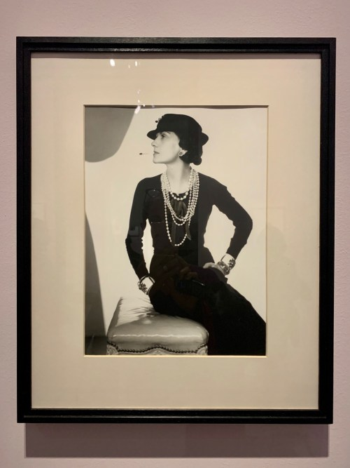 Gabrielle Chanel par Man Ray