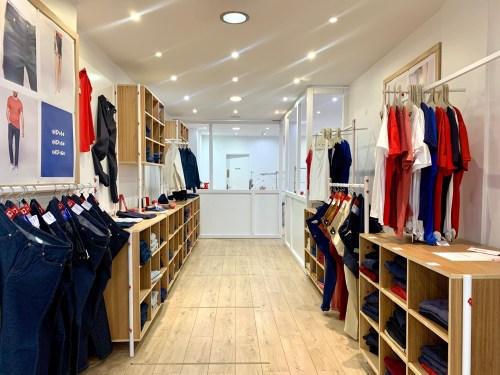 jeans 1083 - boutique rue de Turenne