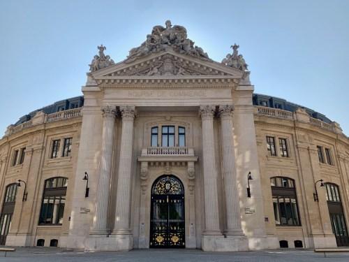 Bourse du commerce Paris