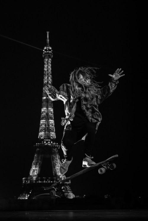Parisienne - photo par Nikos Aliagas