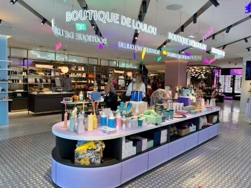 boutique Loulou - La Samaritaine