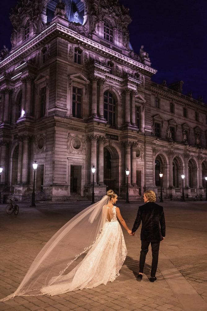 Paris Night Photo