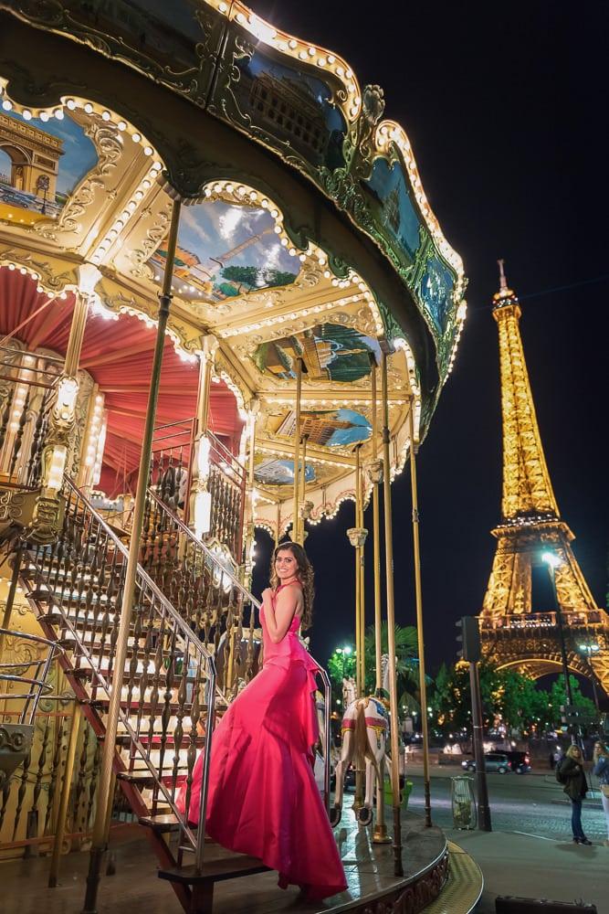 Paris Night Photographer