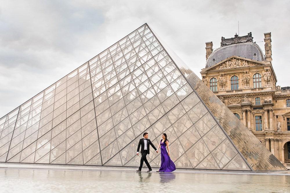 Iconic Paris photography