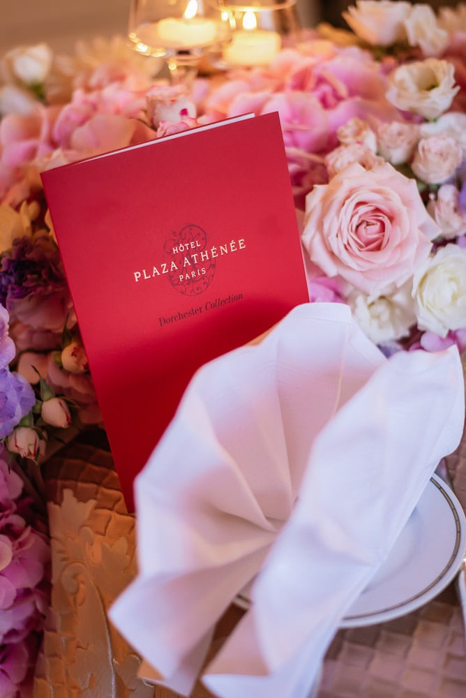 Plaza Athenee Paris Wedding - -30