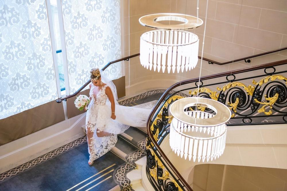 The Peninsula Paris wedding - The Paris Photographer-9