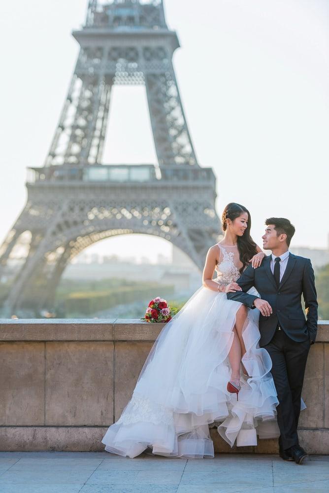 pre wedding photography paris 2