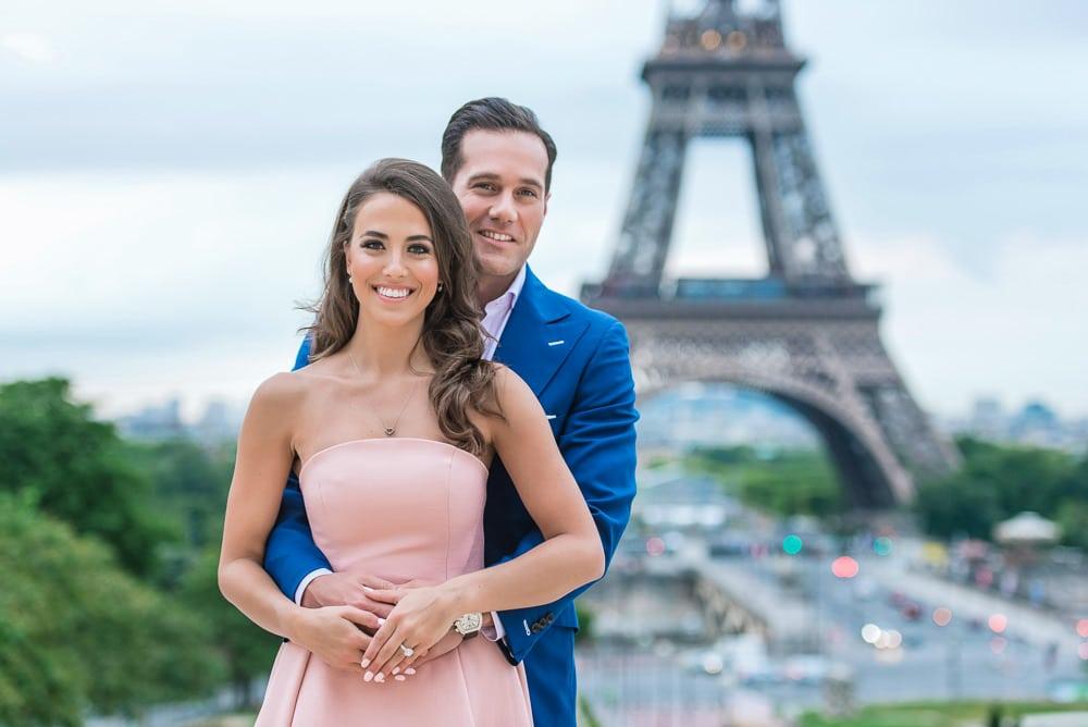 beautiful portraits in paris