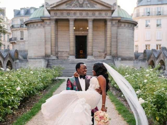 Plaza Athenee Paris Wedding – Chapelle Expiatoire ceremony -1