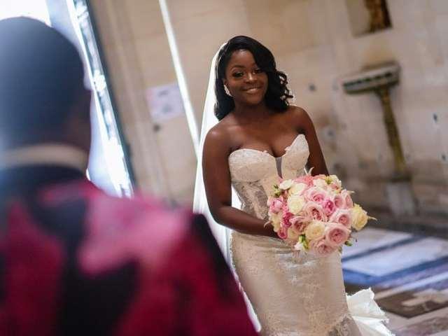 Plaza Athenee Paris Wedding – Chapelle Expiatoire ceremony -16
