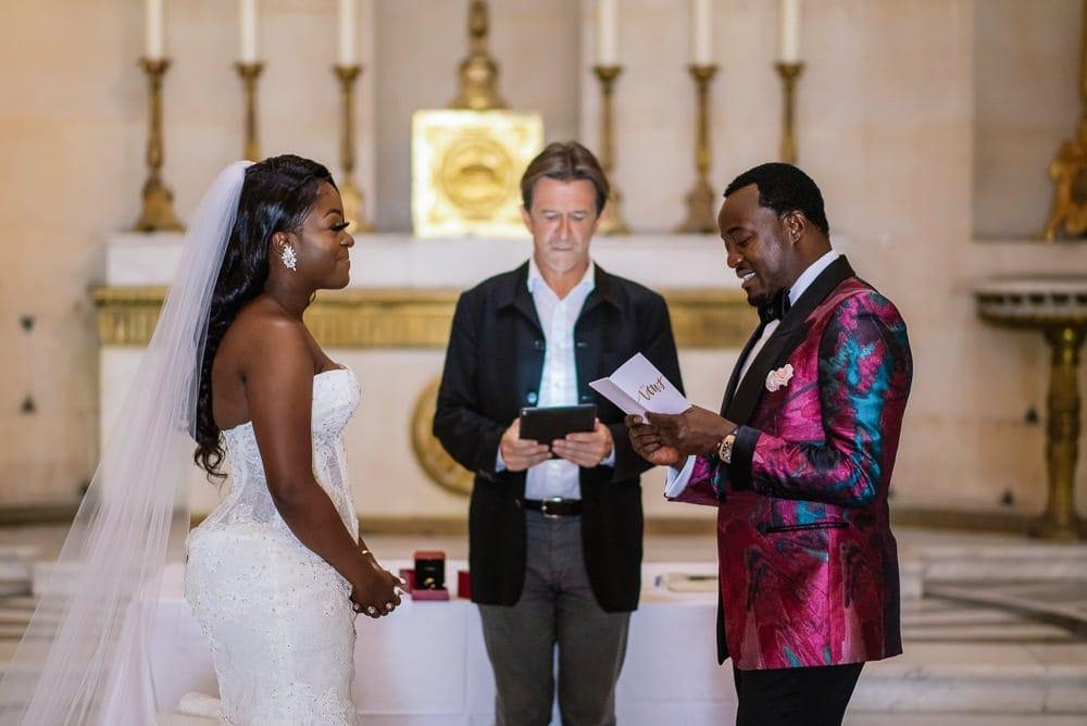 Plaza Athenee Paris Wedding – Chapelle Expiatoire ceremony -21