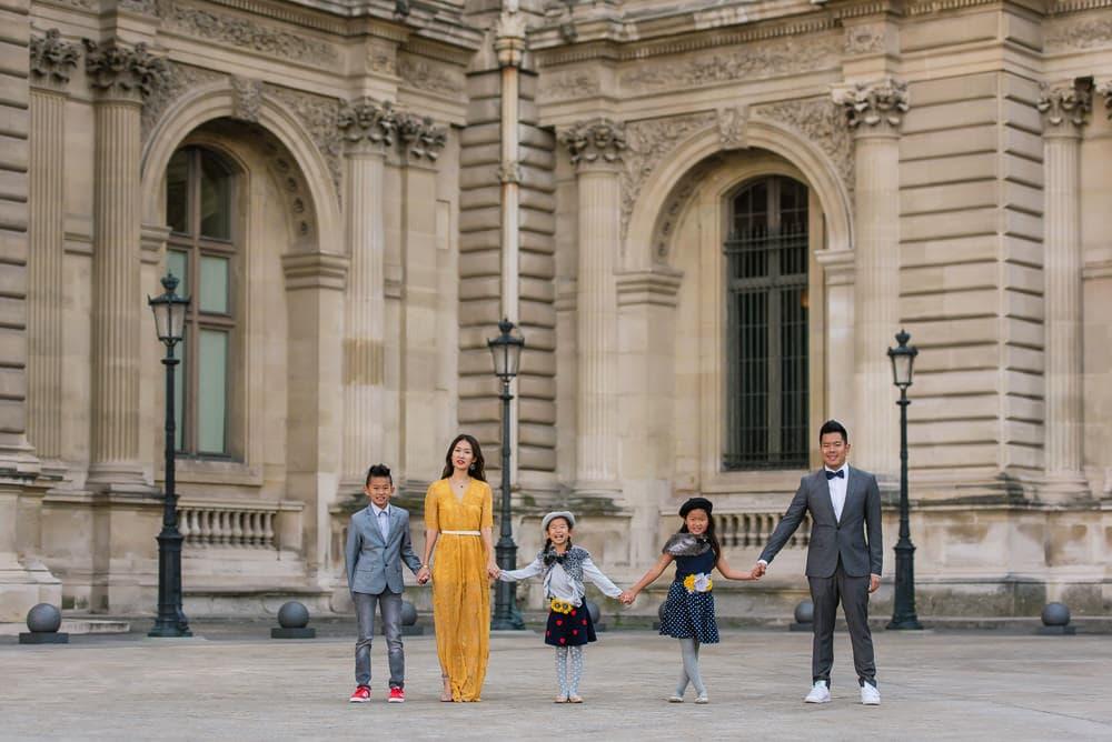 family photo shoot in paris 23
