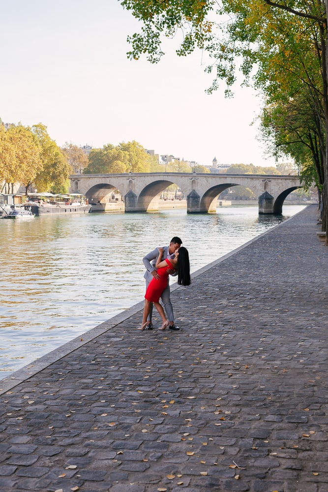 Paris photography - The Seine River