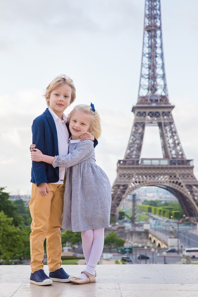 Family Photography Paris France by Daniel - The Paris Photographer 1