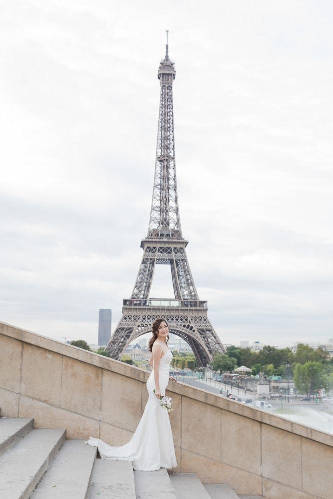 Paris Wedding Photo by Daniel - The Paris Photographer 25