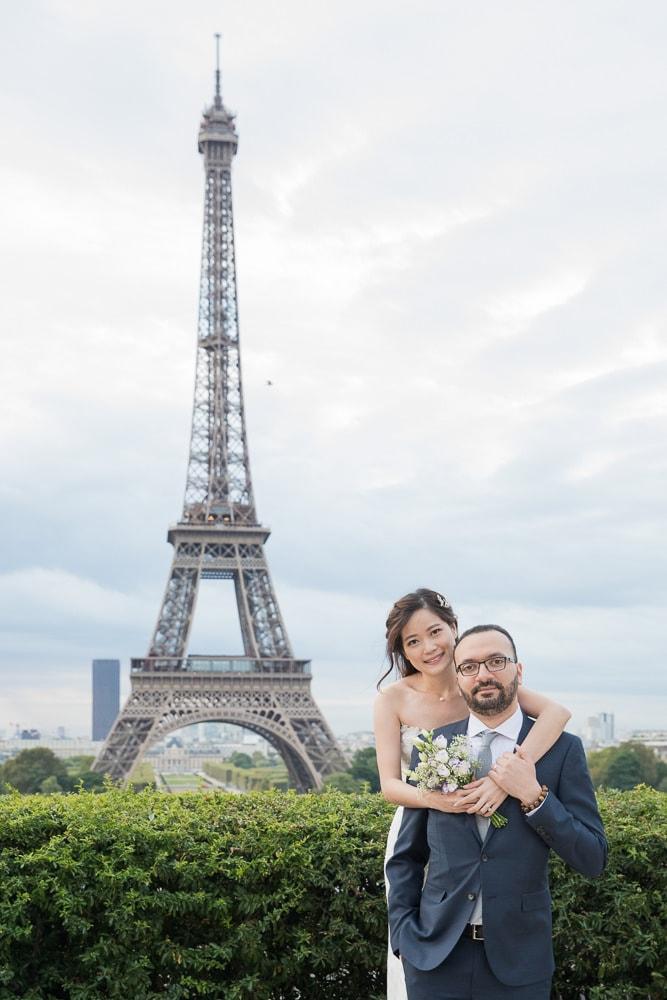Paris Wedding Photo by Daniel - The Paris Photographer 8