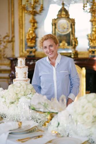 Paris wedding planner Inga - CTH Events