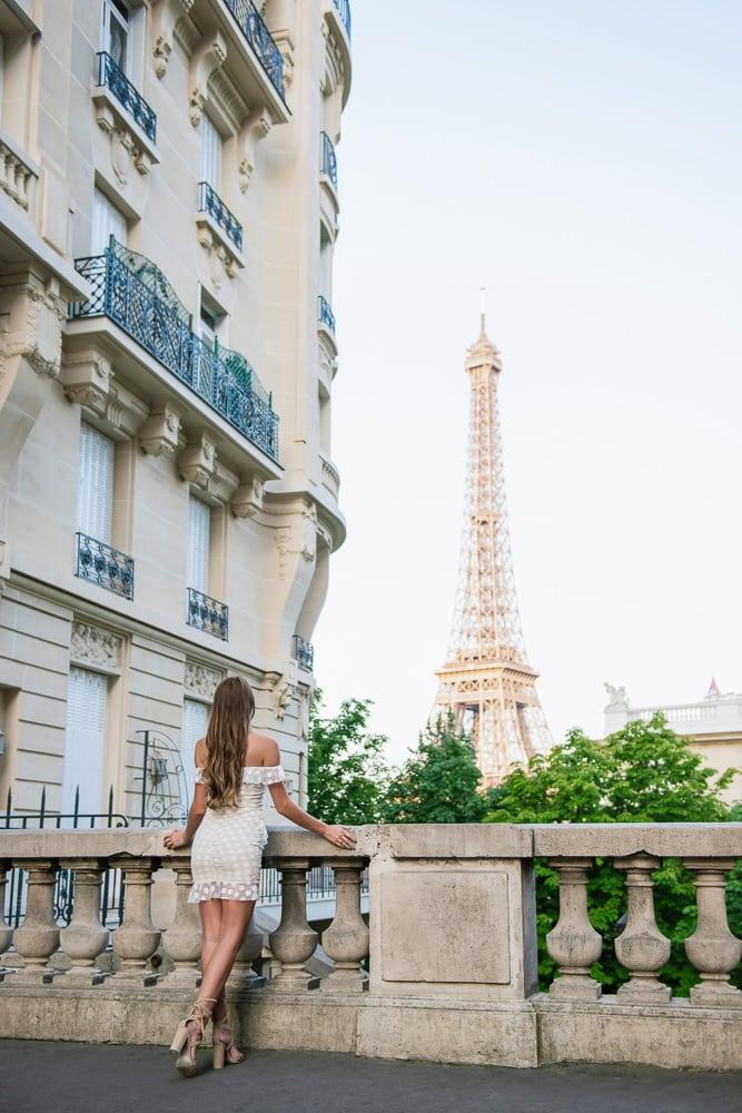 Testimonial Photoshoot with The Paris Photographer