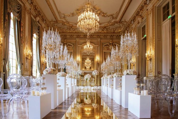 Planning a destination wedding in Paris - Shangri La wedding location