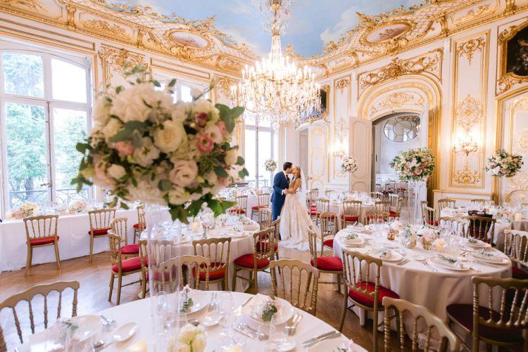 Hotel Marois Paris - Luxury wedding venue