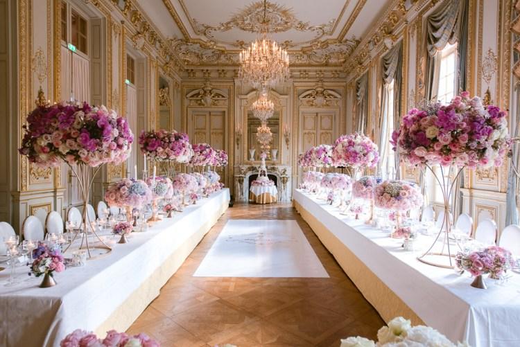 Shangri La Paris - Exquisite wedding venue in Paris near the Eiffel Tower