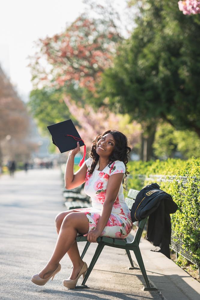 Graduation photos in Paris 4