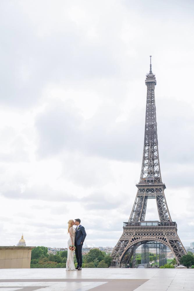 Paris France elopement 101