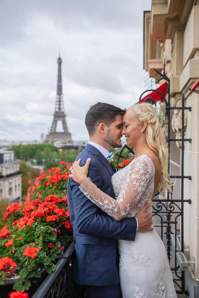 Paris France elopement 107