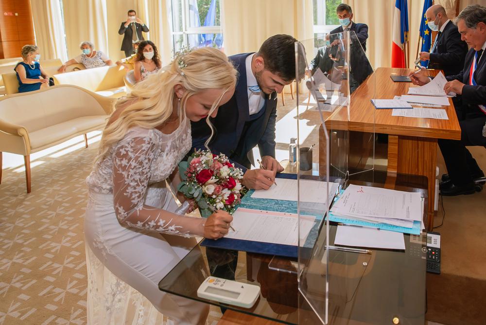 Paris France elopement 18