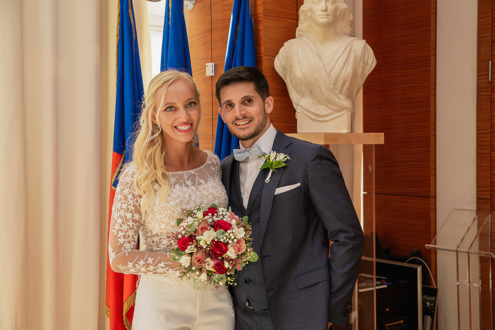 Paris France elopement 23