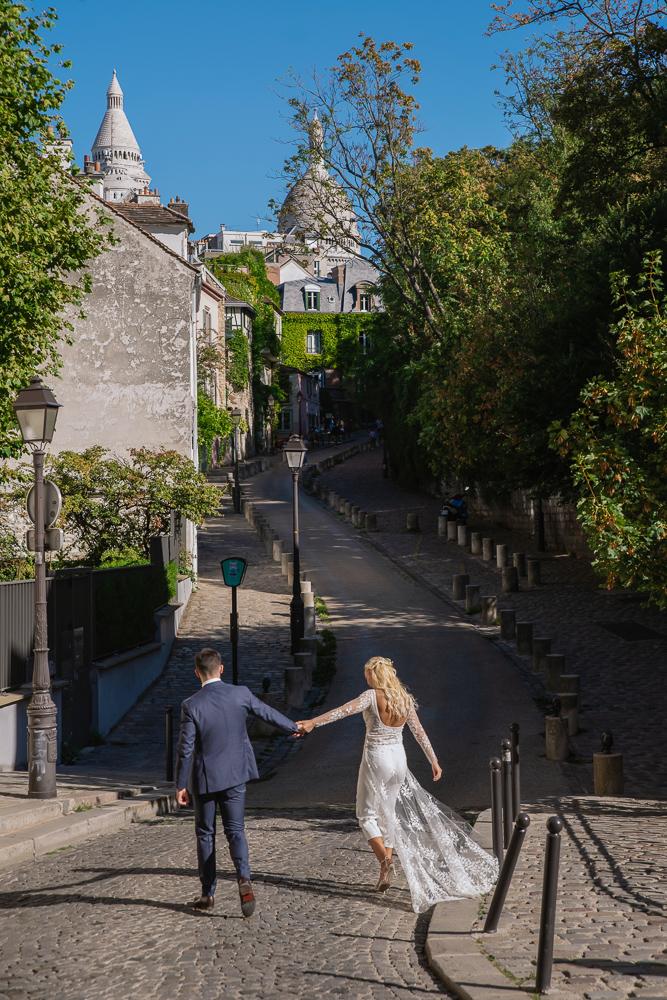 Paris France elopement 41