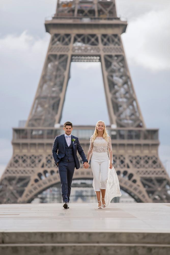 Paris France elopement 67