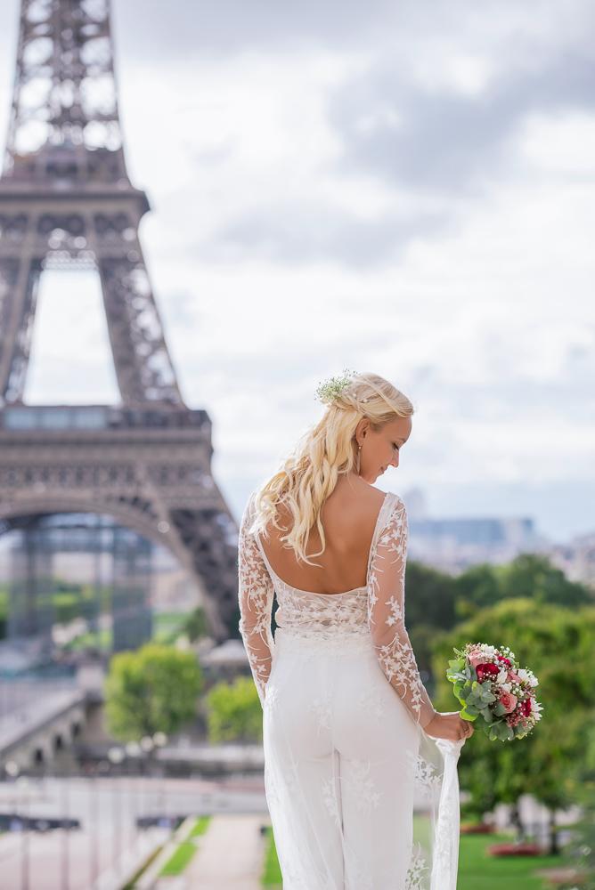 Paris France elopement 76