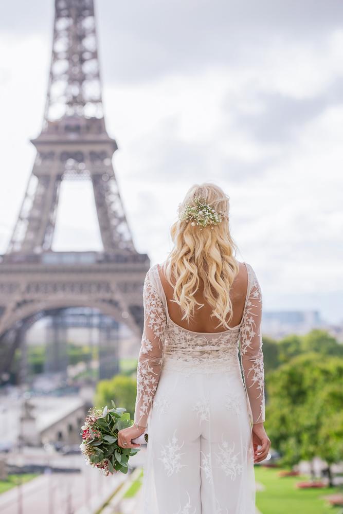 Paris France elopement 77