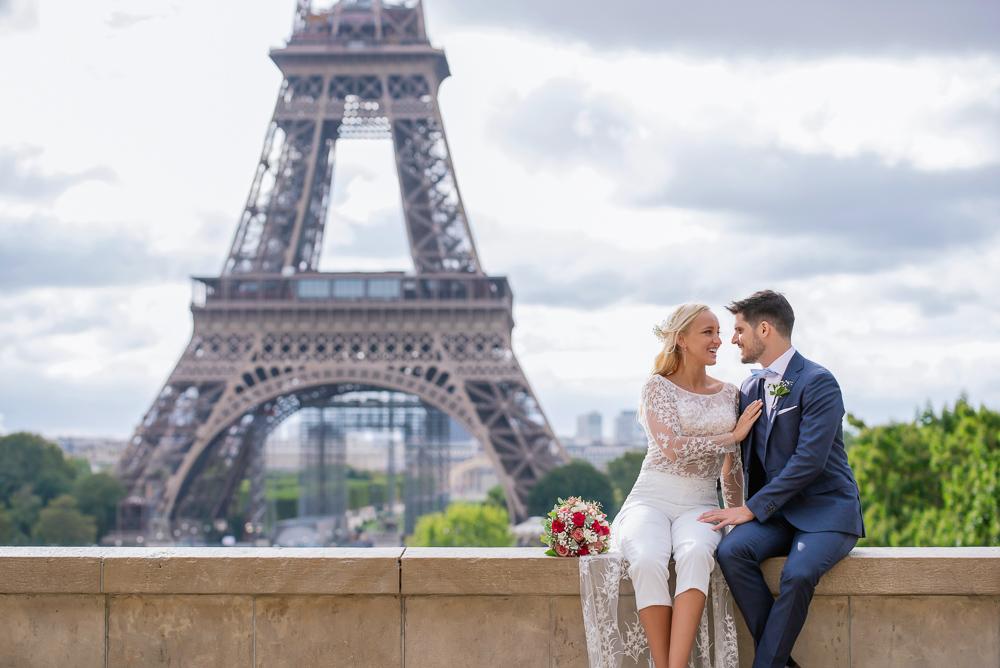 Paris France elopement 83