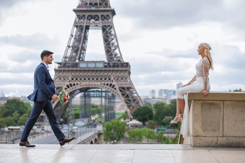 Paris France elopement 95
