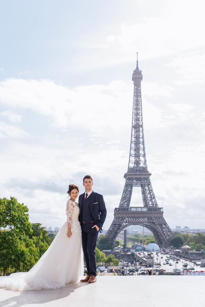 Paris prewedding photos 3