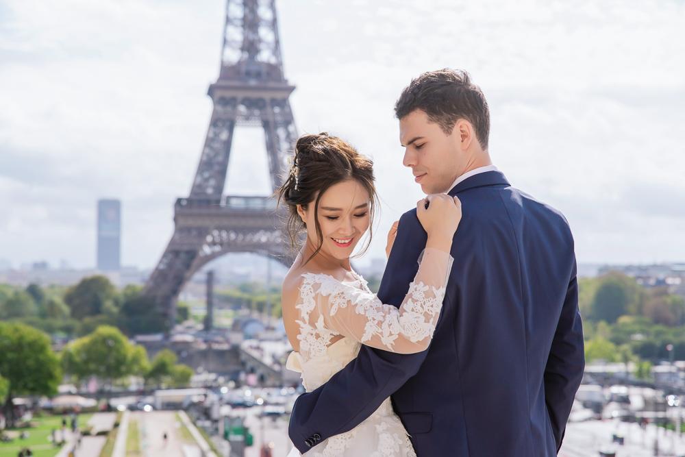Paris prewedding photos 6