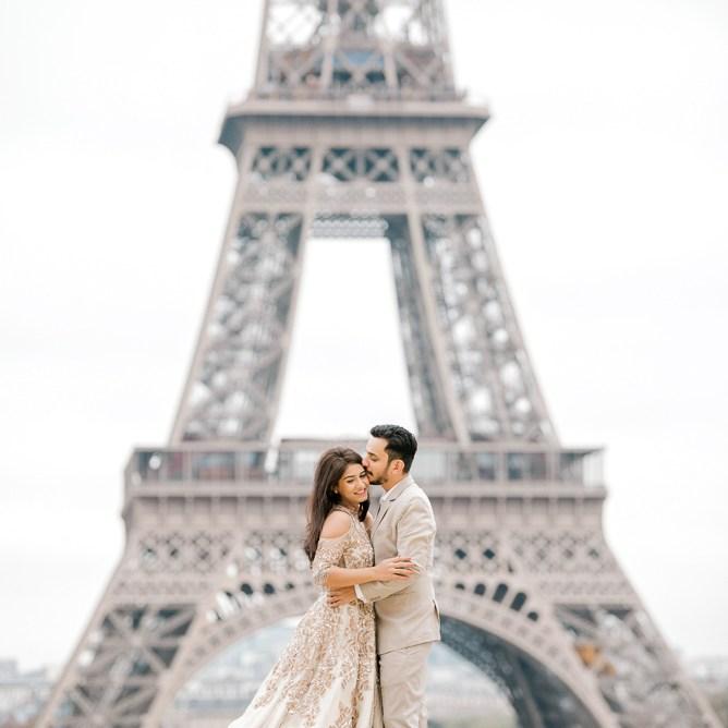 Wedding photos by Odrida - france photographer