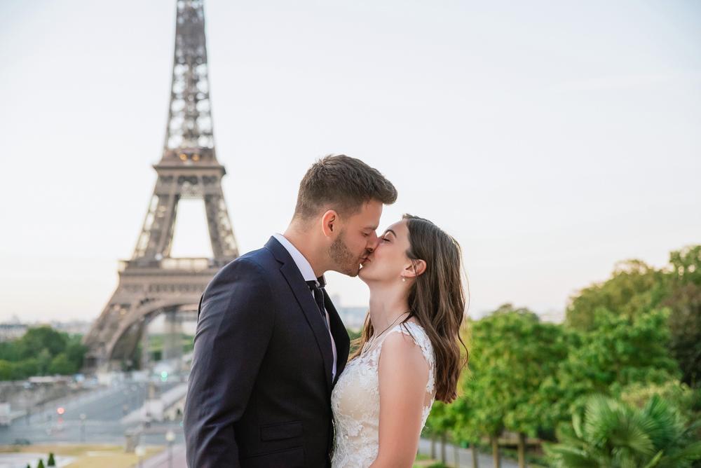 Wedding photoshoot in Paris by Pierre 14