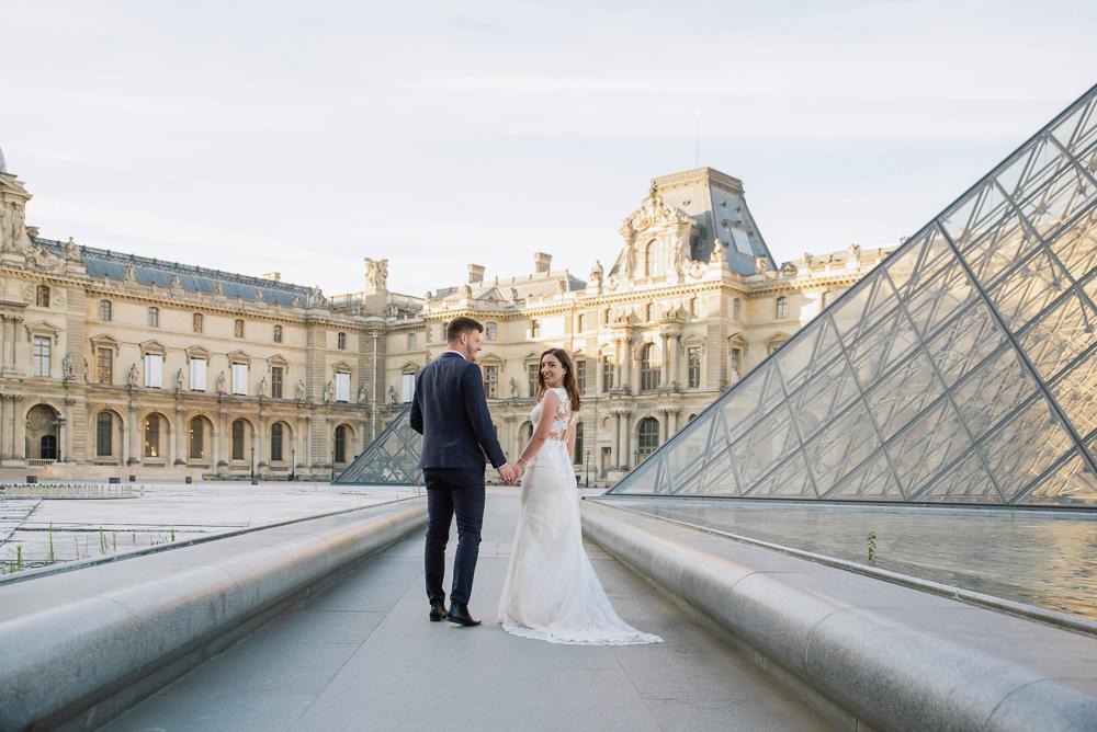 Wedding photoshoot in Paris by Pierre 41